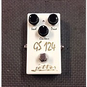 Jetter Gear GS124 Effect Pedal