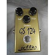 Jetter Gear GS124 Effect Pedal