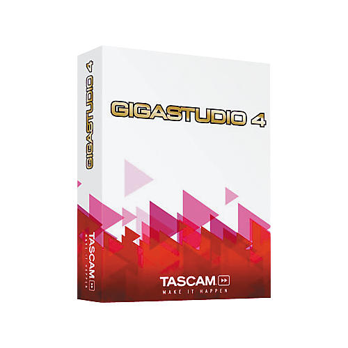 Tascam GS3 to GS4 GigaStudio Upgrade-thumbnail