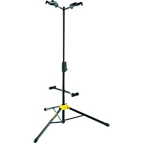 Hercules Stands Gs422b Duo Stand Guitar Stand Guitar Center