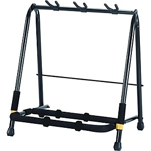 Hercules Stands GS523B Three-Instrument Guitar Rack by Hercules Stands