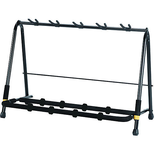 Hercules Stands GS525B Five-Instrument Guitar Rack-thumbnail
