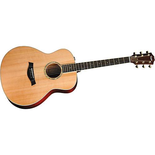 Taylor GS5e Mahogany/Cedar Grand Symphony Acoustic-Electric Guitar Mahogony Stain
