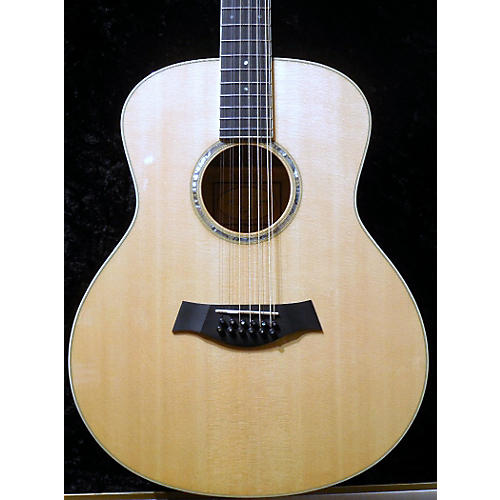 Taylor GS6-12 12string LH 12 String Acoustic Electric Guitar Natural