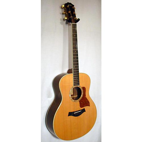 used taylor gs8 acoustic guitar natural guitar center. Black Bedroom Furniture Sets. Home Design Ideas