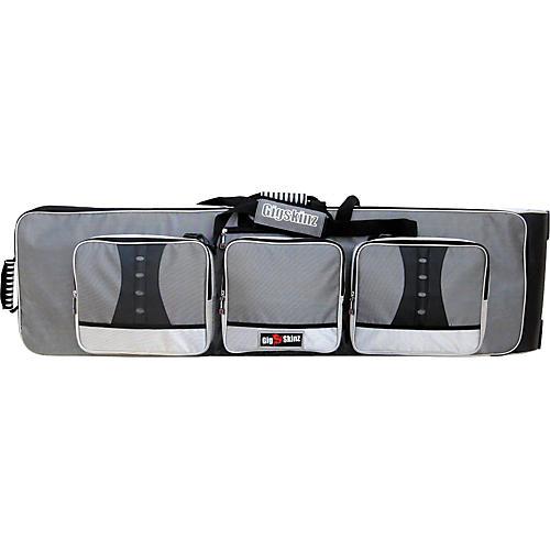 GigSkinz GSK7T 76-Key Keyboard Bag with Wheels