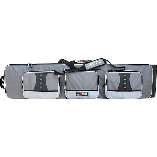 GigSkinz GSK8 88-Key Keyboard Bag for Casio PX and Yamaha P Series