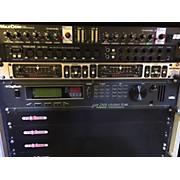 Digitech GSP2101 STUDIO TUBE Multi Effects Processor