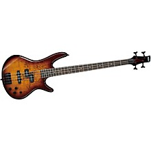 GSR200SM 4-String Electric Bass Brown Burst Rosewood fretboard