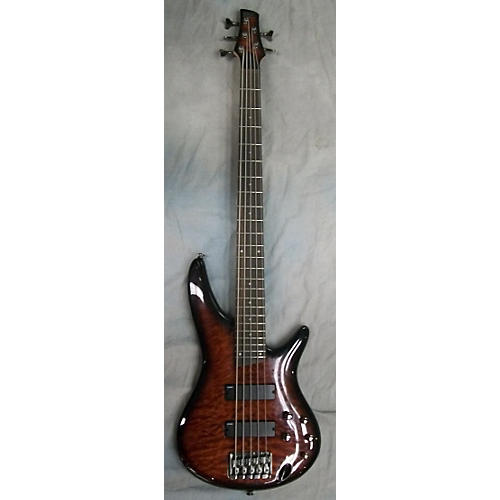 Ibanez GSR205FM 5 String Electric Bass Guitar-thumbnail
