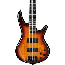 GSR205SM 5-String Electric Bass Brown Burst Rosewood fretboard
