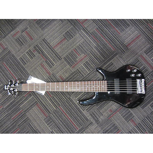 Ibanez GSR206 6 String Black Electric Bass Guitar-thumbnail