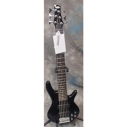 Ibanez GSR206 6 String Black Electric Bass Guitar