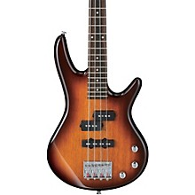 GSRM20 Mikro Short-Scale Bass Guitar Brown Sunburst Rosewood fretboard