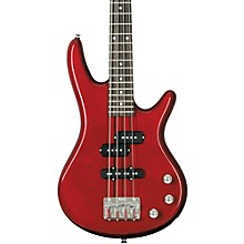 GSRM20 Mikro Short-Scale Bass Guitar Red
