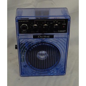 Pre-owned Dean Markley GT-1000T Battery Powered Amp by Dean Markley