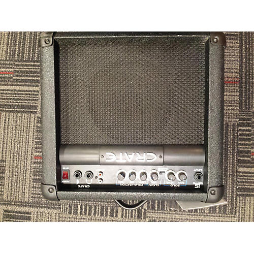 Crate GT-15 Guitar Combo Amp