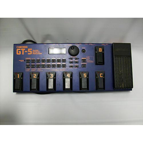 Boss GT-5 Effect Processor