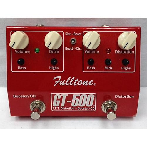 Fulltone GT-500 Effect Pedal