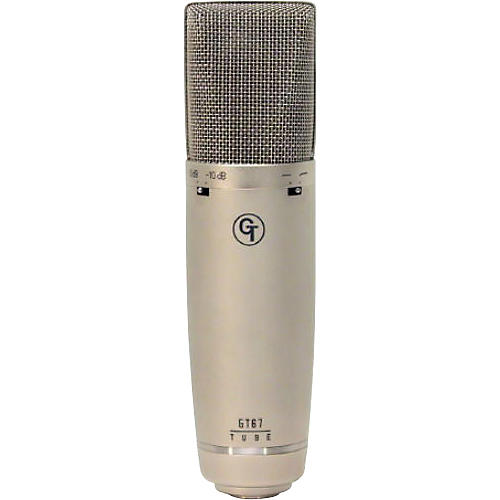Groove Tubes GT-67 Studio Tube Condensor Microphone Multi Pattern