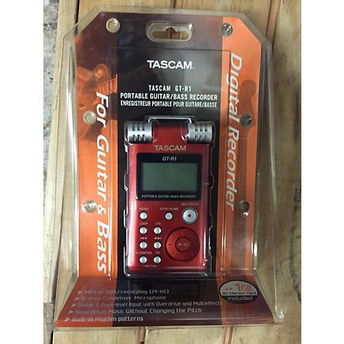 Tascam GT-R1 MultiTrack Recorder