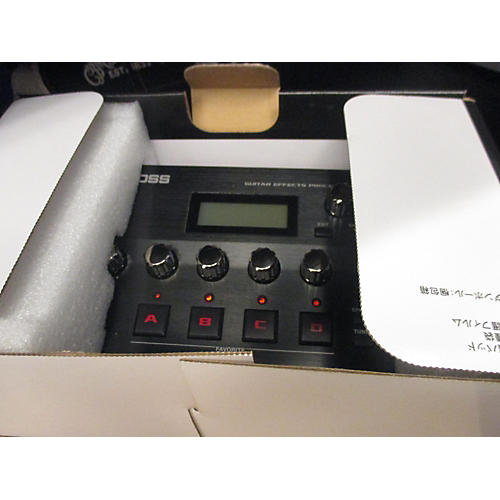 Boss GT001 Effect Processor-thumbnail