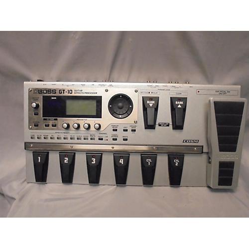 Boss GT10 Guitar Effect Processor-thumbnail