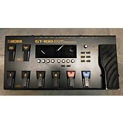 Boss GT100 Amp Effect Processor