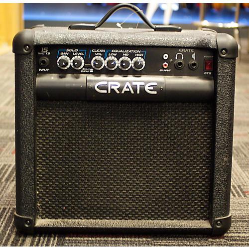 used crate gt15 guitar combo amp guitar center. Black Bedroom Furniture Sets. Home Design Ideas