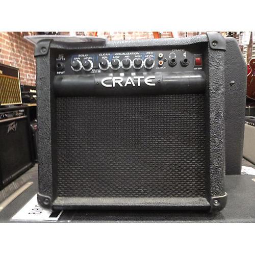 used crate gt15r guitar combo amp guitar center. Black Bedroom Furniture Sets. Home Design Ideas