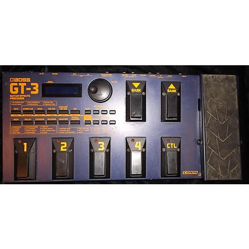 Boss GT3 Guitar Effect Processor-thumbnail