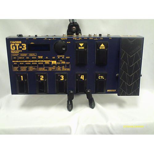 used boss gt3 guitar effect processor guitar center