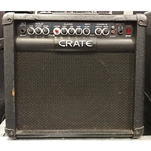 Pre-owned Crate GT30 Guitar Combo Amp by Crate