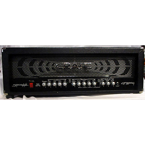 Crate GT3500H Shockwave 350W Solid State Guitar Amp Head-thumbnail