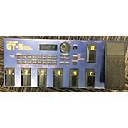 Boss GT5 Guitar Effect Processor