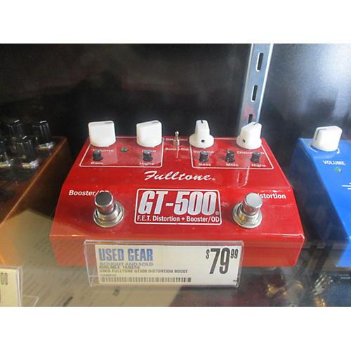 Fulltone GT500 Distortion Boost Effect Pedal-thumbnail