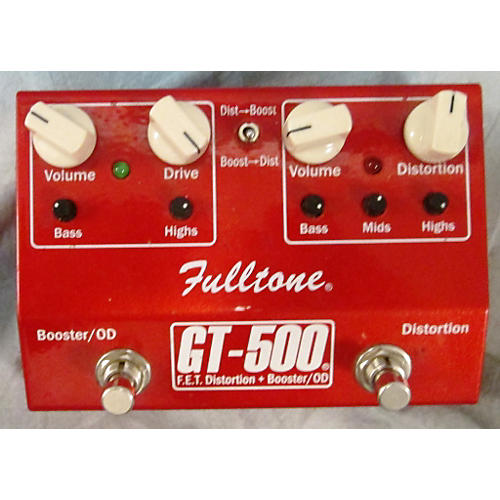 Fulltone GT500 Distortion Boost-thumbnail