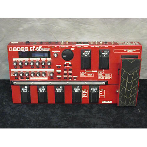 Boss GT6B Effect Processor