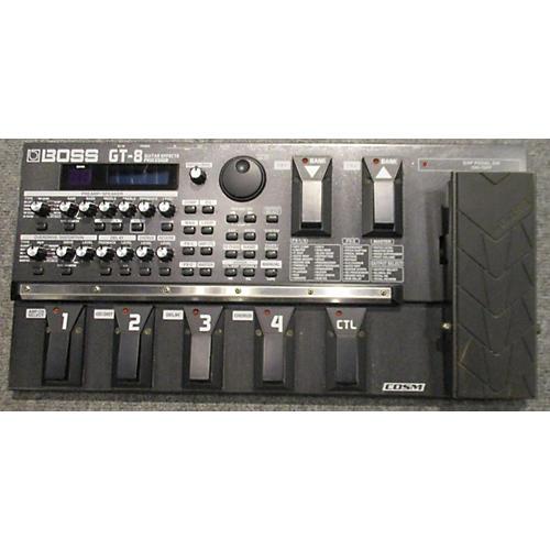 Boss GT8 Guitar Effect Processor-thumbnail