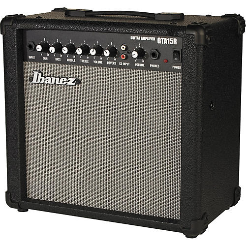 Ibanez GTA Series GTA15R-H 15W 1x6 Guitar Combo Amp