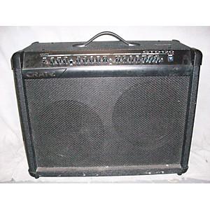 Pre-owned Crate GTD120 Guitar Combo Amp