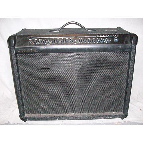 used crate gtd120 guitar combo amp guitar center. Black Bedroom Furniture Sets. Home Design Ideas