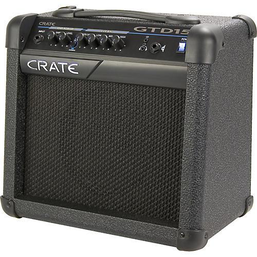 Crate GTD15 Guitar Amplifier