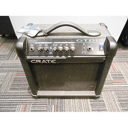 Crate GTD15 Guitar Combo Amp-thumbnail