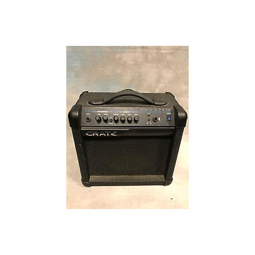 Crate GTD15 Guitar Combo Amp