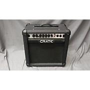 Crate GTX15 Guitar Combo Amp