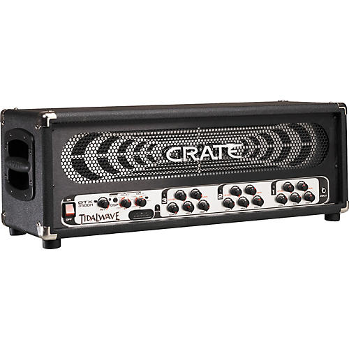 Crate GTX3500H & BV412SL Guitar Amp Half Stack Package