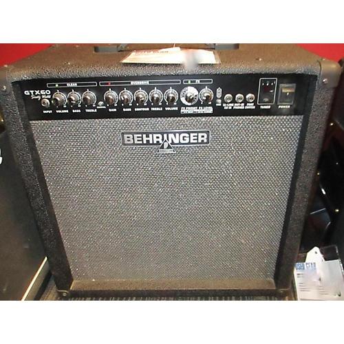 Behringer GTX60 Guitar Combo Amp-thumbnail