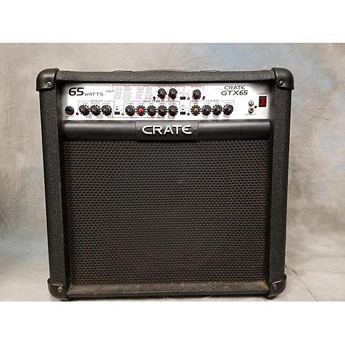 Crate GTX65 Guitar Combo Amp