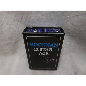 Pre-owned Rockman GUITAR ACE Battery Powered Amp by Rockman